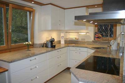 Dekorplatten küche  Breitsameter - Massgefertigte Küchen, Elektrogeräte ...